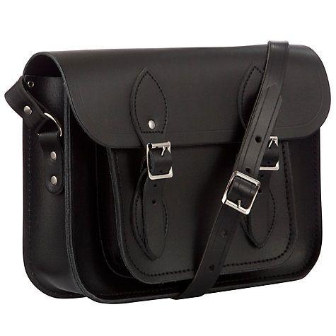 "Buy The Cambridge Satchel Company The Classic 11"" Satchel Bag Online at johnlewis.com"