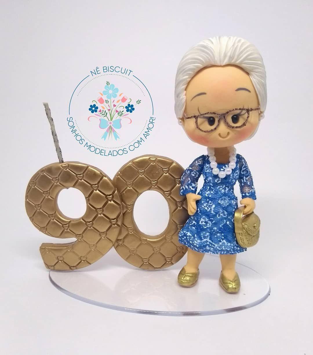 Lembrancinhas Anos 60: Eva, Biscuit, Tutorial, Fotos, Ideias