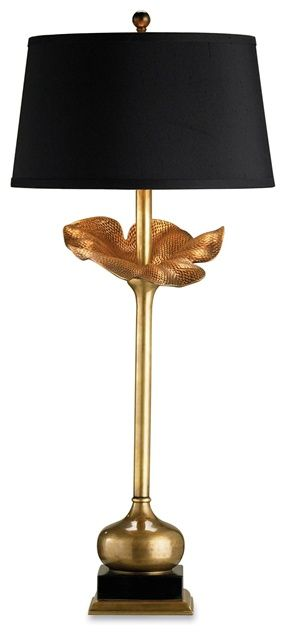 Metamorphosis Table Lamp by Currey & Company