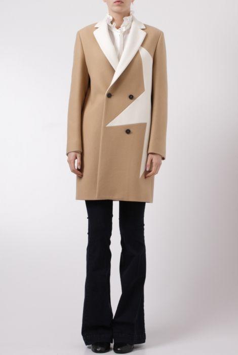 633f9d411172 MSGM double breasted coat cappotto doppiopetto MSGM shop online ...