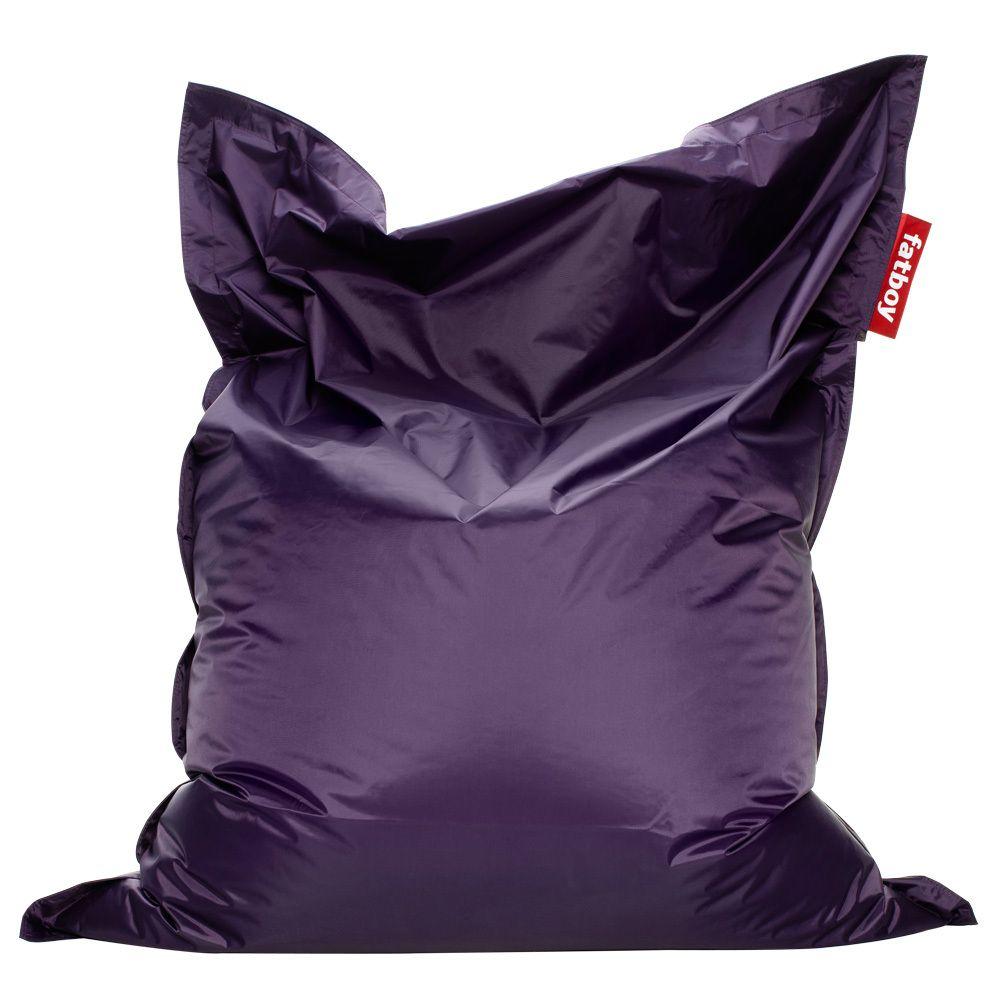 fatboy, the original, dark purple