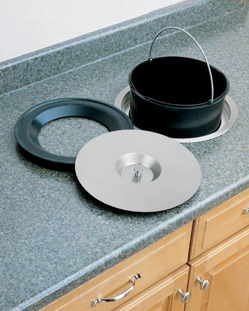 plan de travail cuisine poubelle - recherche google   rangement