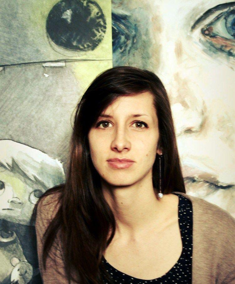 Albertine Mermet- Illustratrice de l'imaginaire ⋆ Vallon.Info