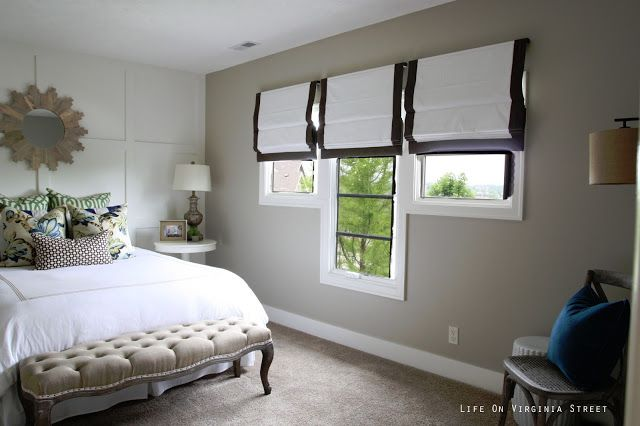 Veronika Behr styling your guest bedroom reveal eggshell bedrooms and