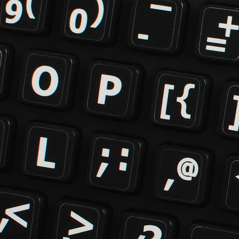 50++ Keyboard letter stickers transparent trends