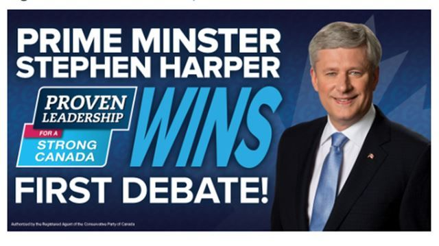 Top 5 cringeworthy moments from the first leaders debate