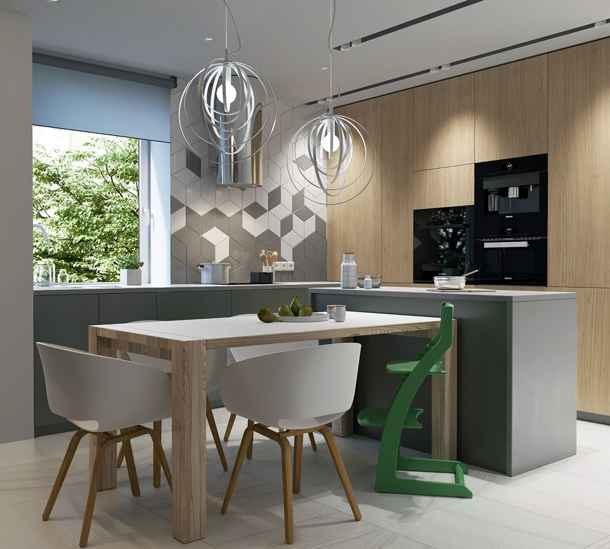 Scandinavian Kitchens Find Your Style Here: 2 Stunningly Beautiful Homes Decorated In Modern
