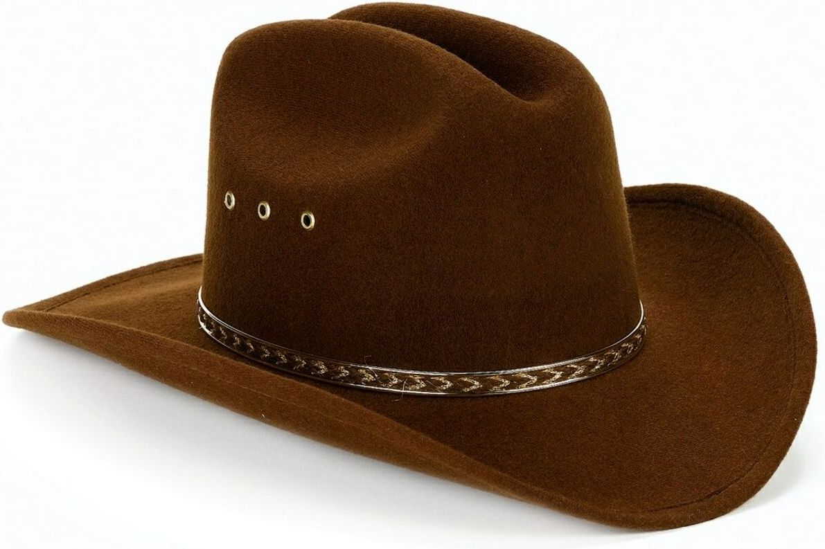 234395f5d03 Something that Kirb Renfro would wear is a cowboy hat. Throughout the  story