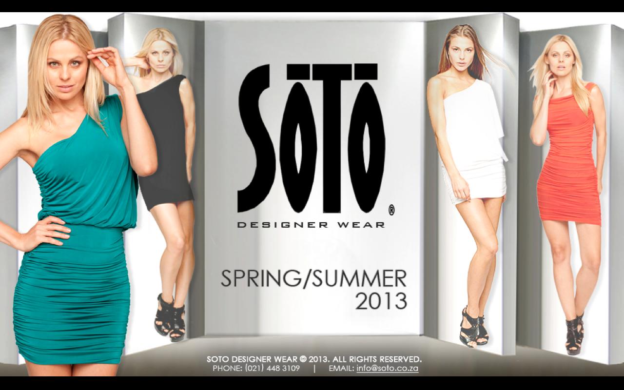 Soto Spring Summer