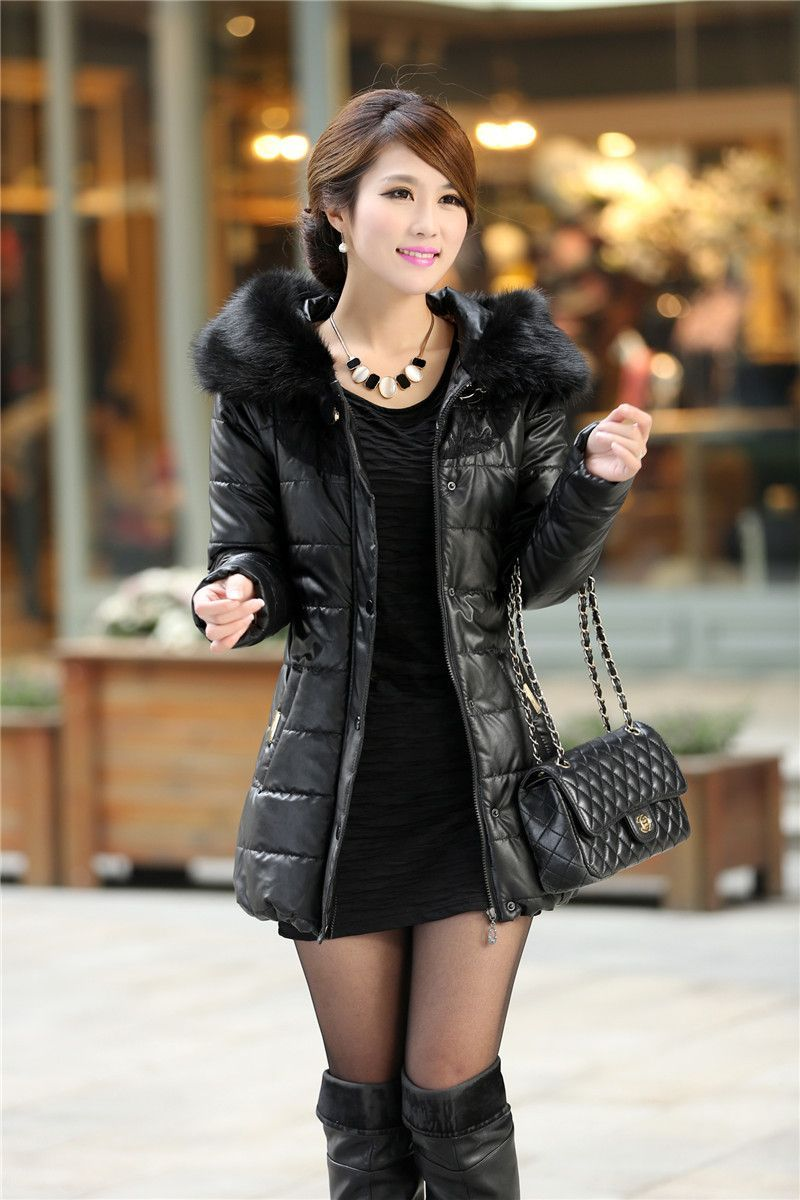 Women Coat Jacket Korean Women Korean Hooded Cotton Fur Coat Ghl2740 Winter Coat Jacket Korean Versio Winter Coats Women Coats For Women Coats Jackets Women [ 1200 x 800 Pixel ]