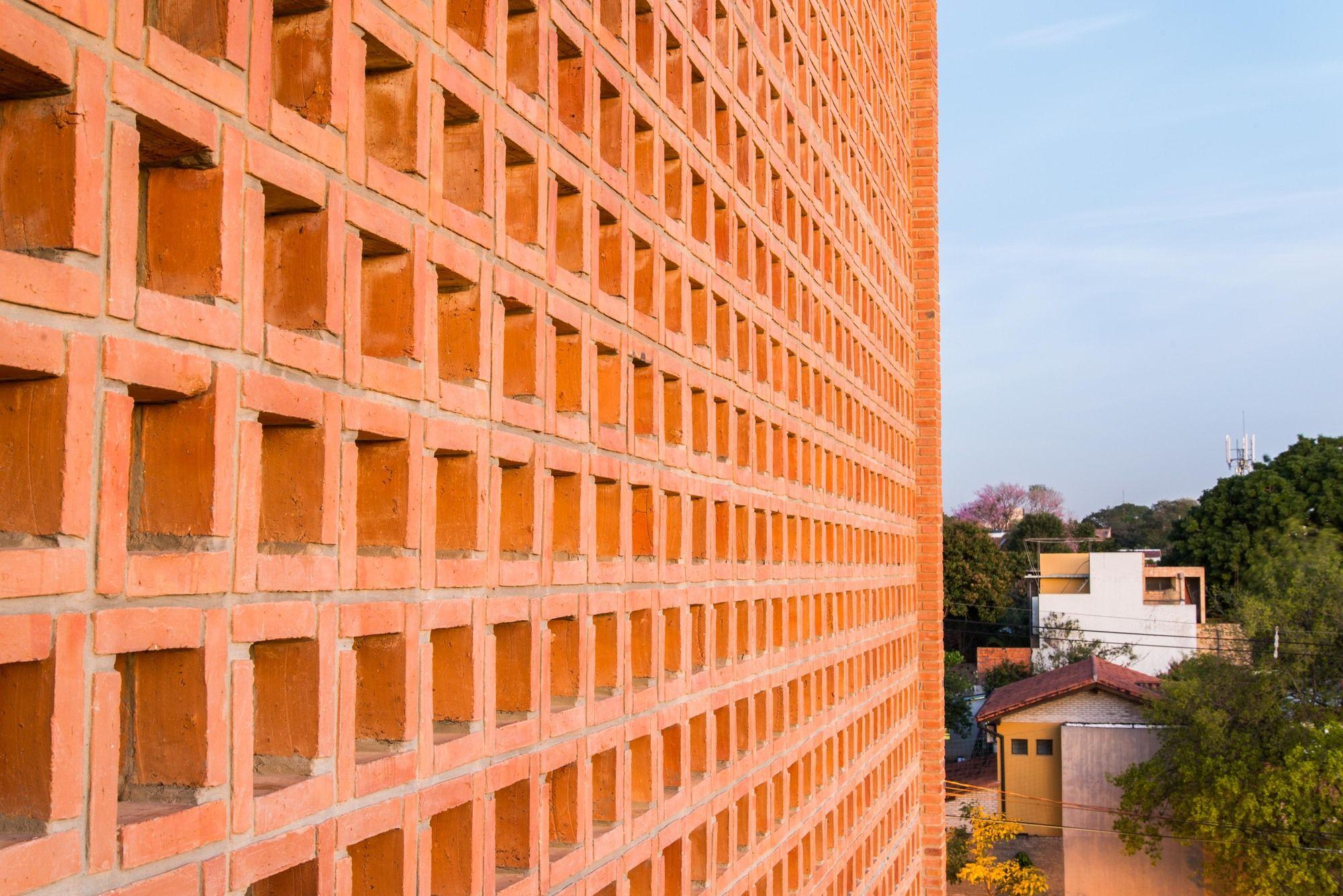Galer A De Edificio San Francisco Jos Cubilla 4 Bricks  # Rogelio Muebles San Rafael
