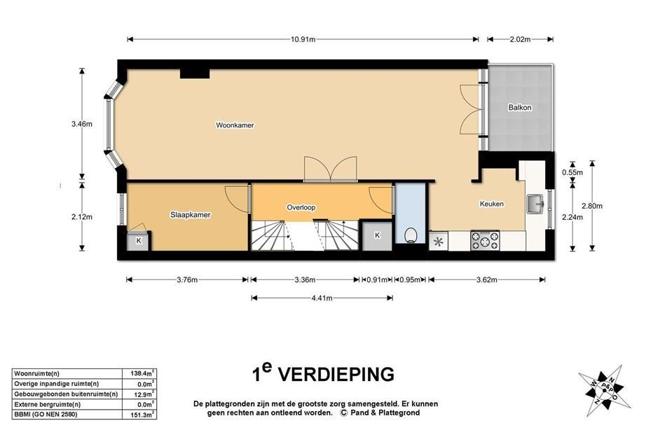Appartement te koop: Egelantierstraat 5 2565 XH Den Haag - Foto's [funda]