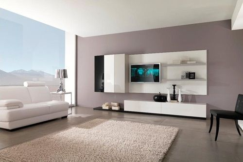 Creative Ways to Decorate Your Living Room without Painting home