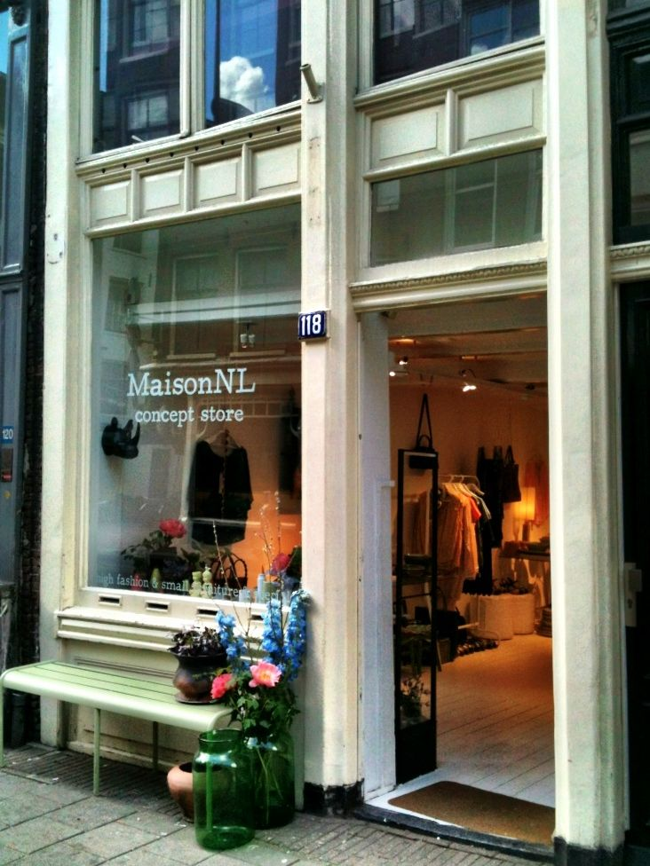 Maisonnl amsterdam concept store at the utrechtestraat yourlittleblackbook me