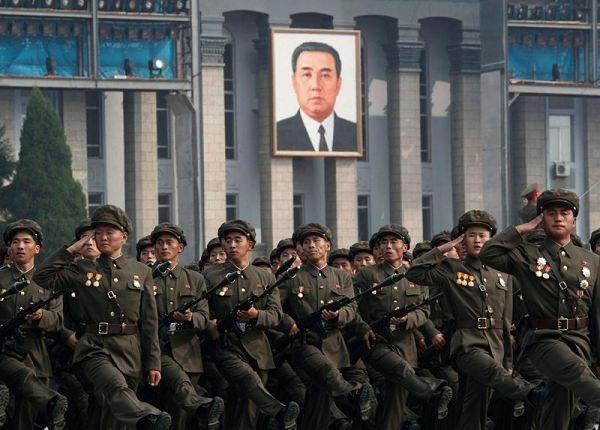 North Korean Military Combat Uniforms