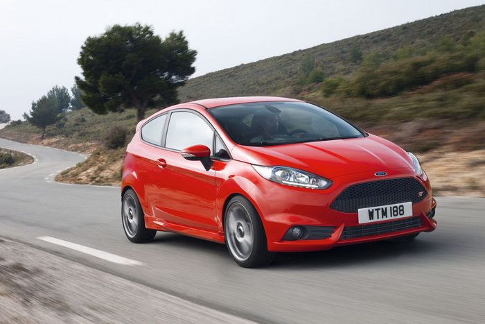 Ford Fiesta St Price In The Uk Ford Fiesta St Ford Fiesta Zetec