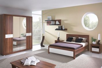 Maks Bogfran Bedroom Furniture Set Bedroom Maks Creates A Place To Which You Want To Come Bac Modern Furniture Stores Bedroom Furniture Sets Bedroom Furniture
