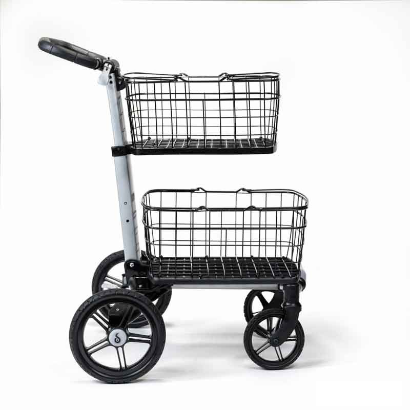 Scout Cart Personal Folding Ping Grocery