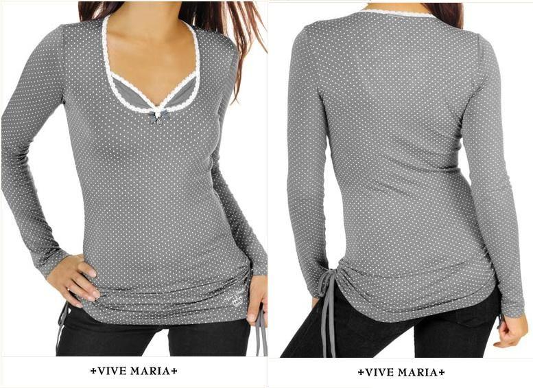 Vive maria ~ Paris forever shirt