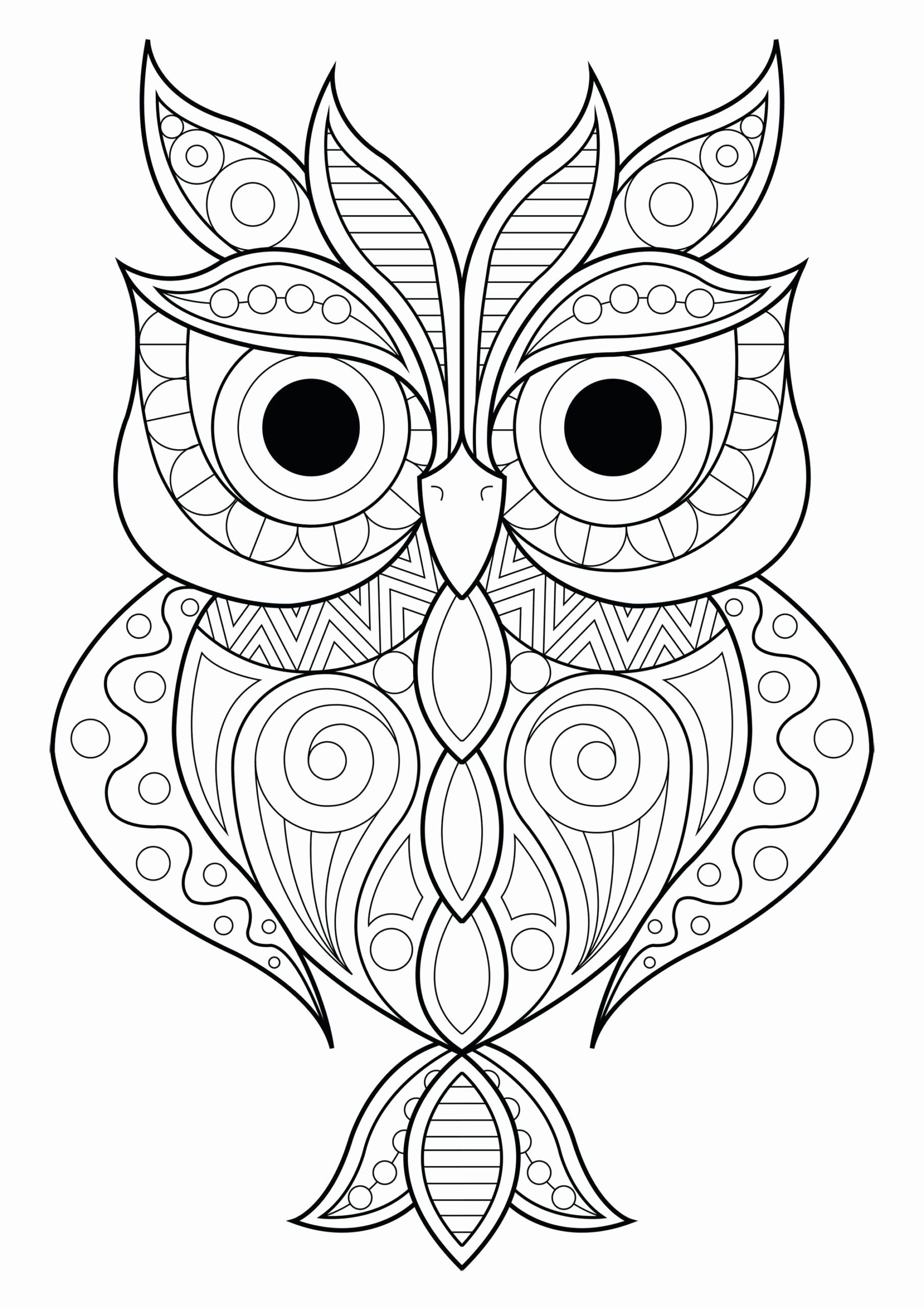 Coloring Contests For Adults Lovely Coloring Pages Owl Simple Patterns With Various Different In 2020 Owl Coloring Pages Animal Coloring Pages Owls Drawing