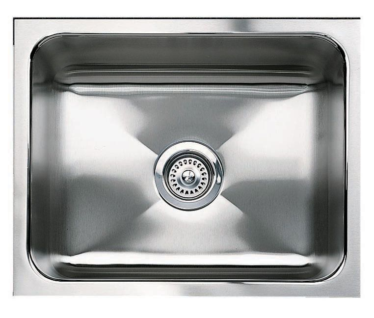 view the blanco 440292 magnum single basin stainless steel kitchen sink with 12   depth 21 view the blanco 440292 magnum single basin stainless steel kitchen      rh   pinterest com