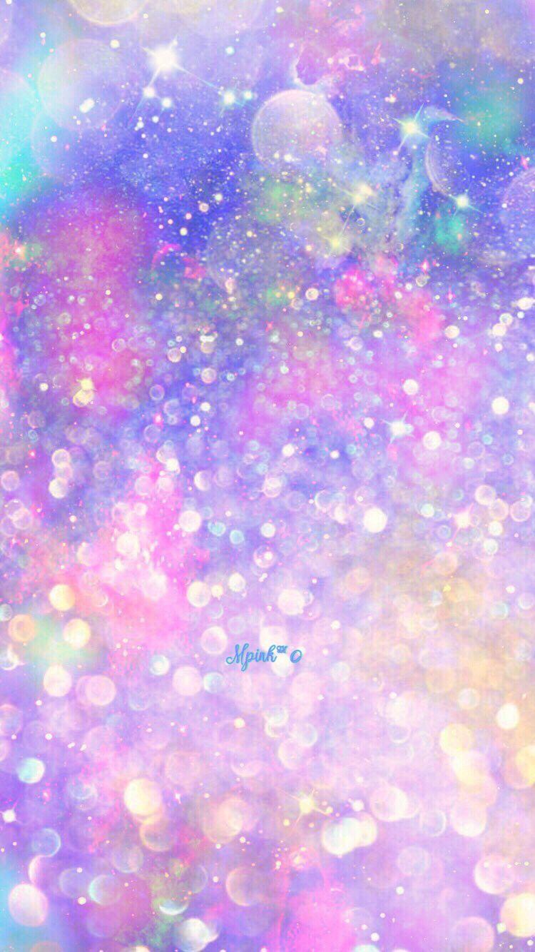 2017 Galaxy Glass Wallpaper Created By Me Unicorn Wallpaper Pretty Wallpapers Glitter Phone Wallpaper