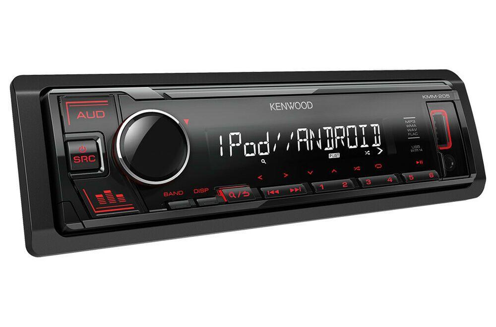 KENWOOD Bluetooth//CD Auto Radioset für PEUGEOT 106-1991-2003