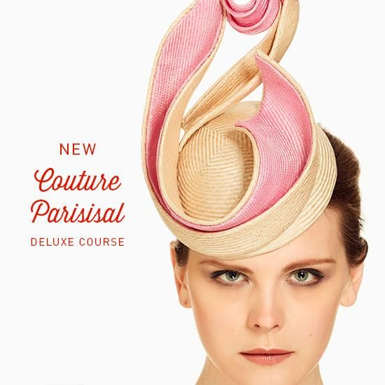 f020e7ef9fa Leather Flowers Deluxe Course – How To Make Hats Millinery Classes ...