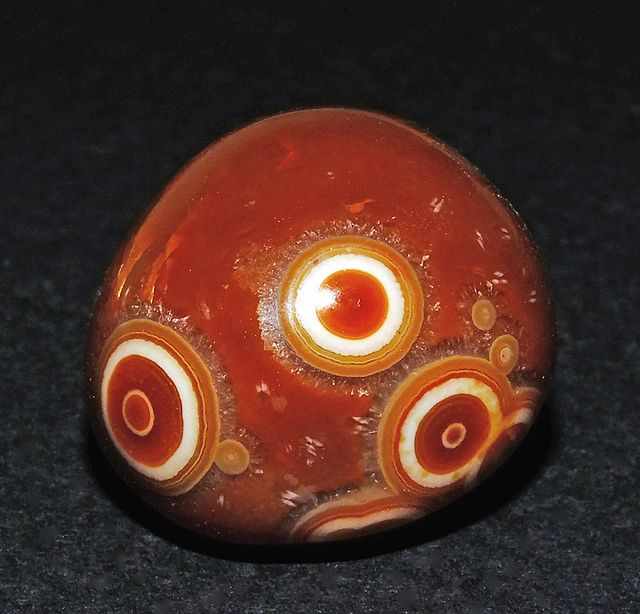 Superior Eye Agate Minerals And Gemstones Stones And Crystals Agate Rocks