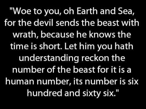 Iron Maiden The Number Of The Beast Lyrics Hd Youtube With