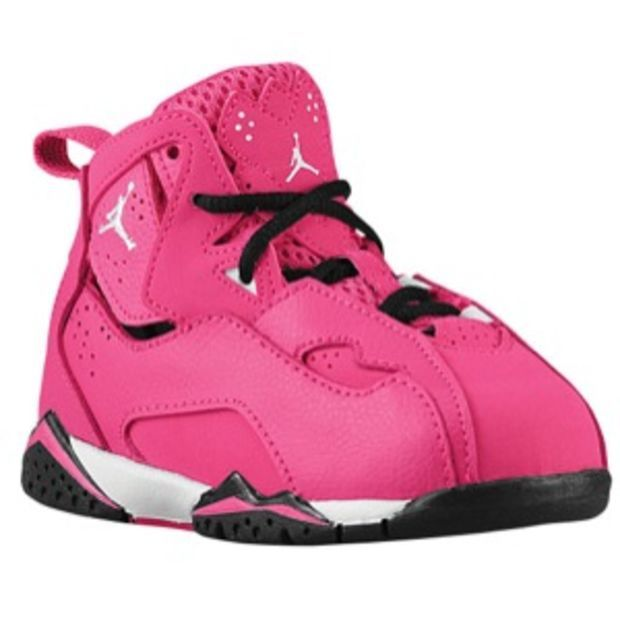 Jordan True Flight Girls Toddler Air Jordan Jordan