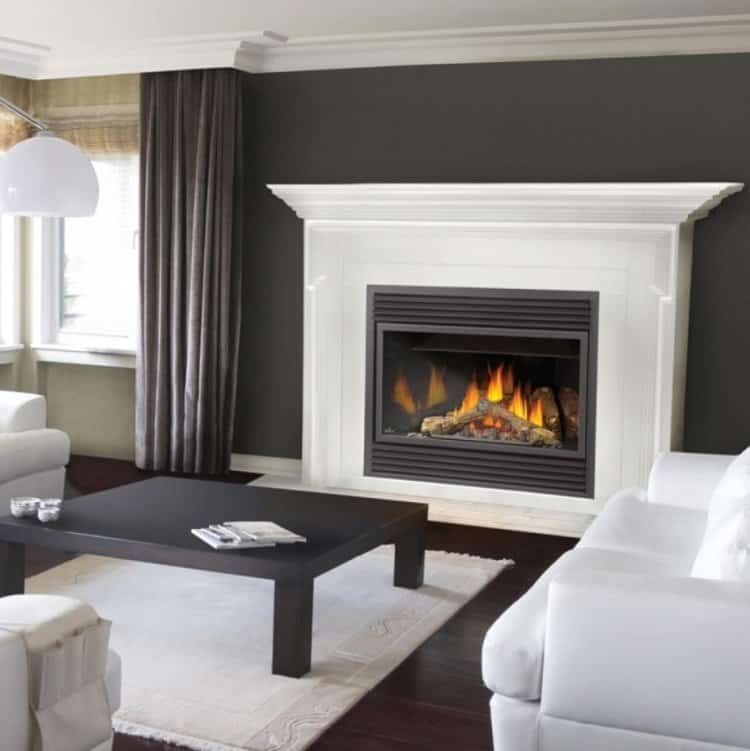 20 best fireplace mantel ideas for your home ranch ideas white rh pinterest com