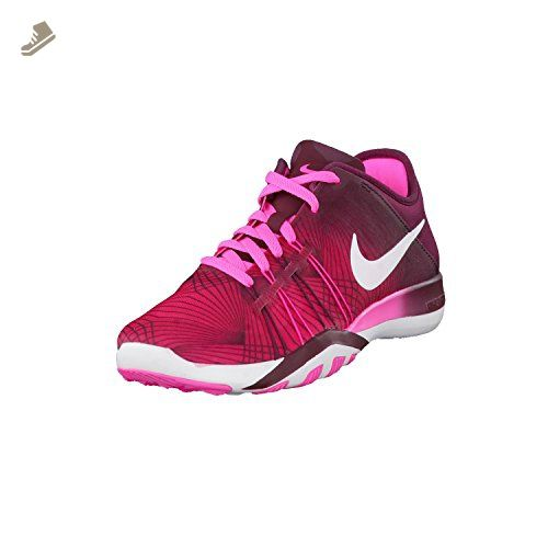 Nike Womens Free TR 6 PRT Running Trainers 833424 Sneakers Shoes (US 6.5 pin...