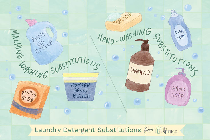 Help No Clean Clothes And I M Out Of Laundry Detergent Laundry
