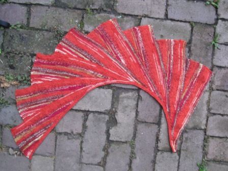 wingspan shawl
