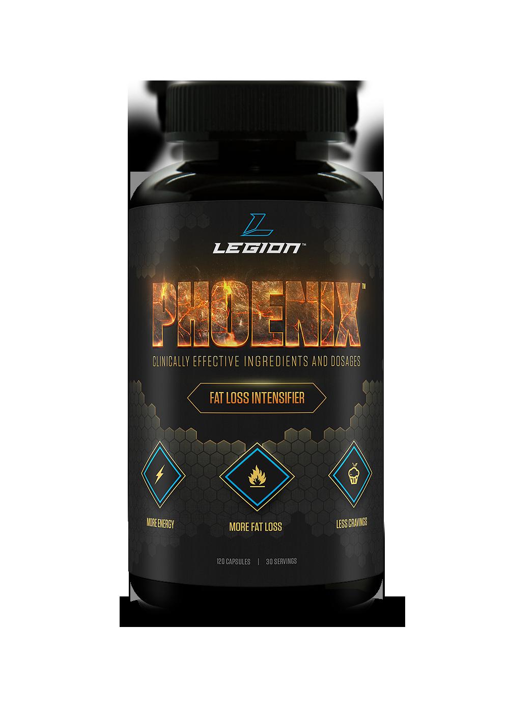 Legion Phoenix Fat Burner Supplement Supplements Weight Loss