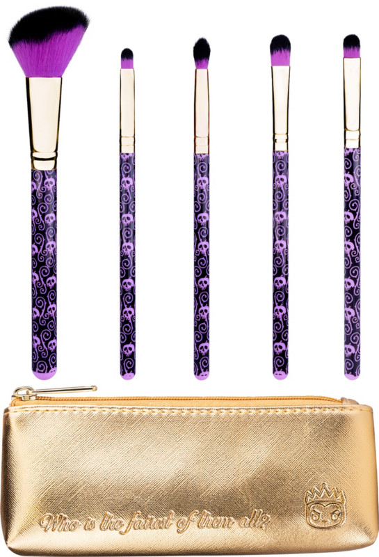 Funko X Evil Queen Cosmetic Bag & Brush Set inspired by