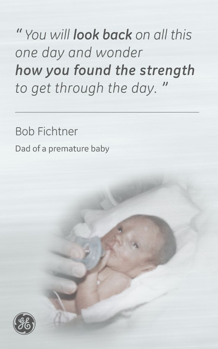 Premature Baby Quotes Bob Fitchner Is One Of Many Who Has Experienced Prematurity And Is