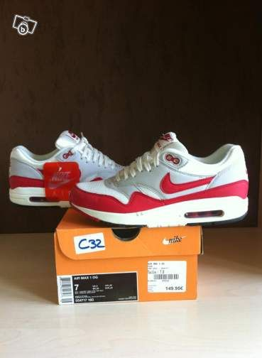 the latest c92c7 8165b Air Max One Chaussures Cantal - leboncoin.fr