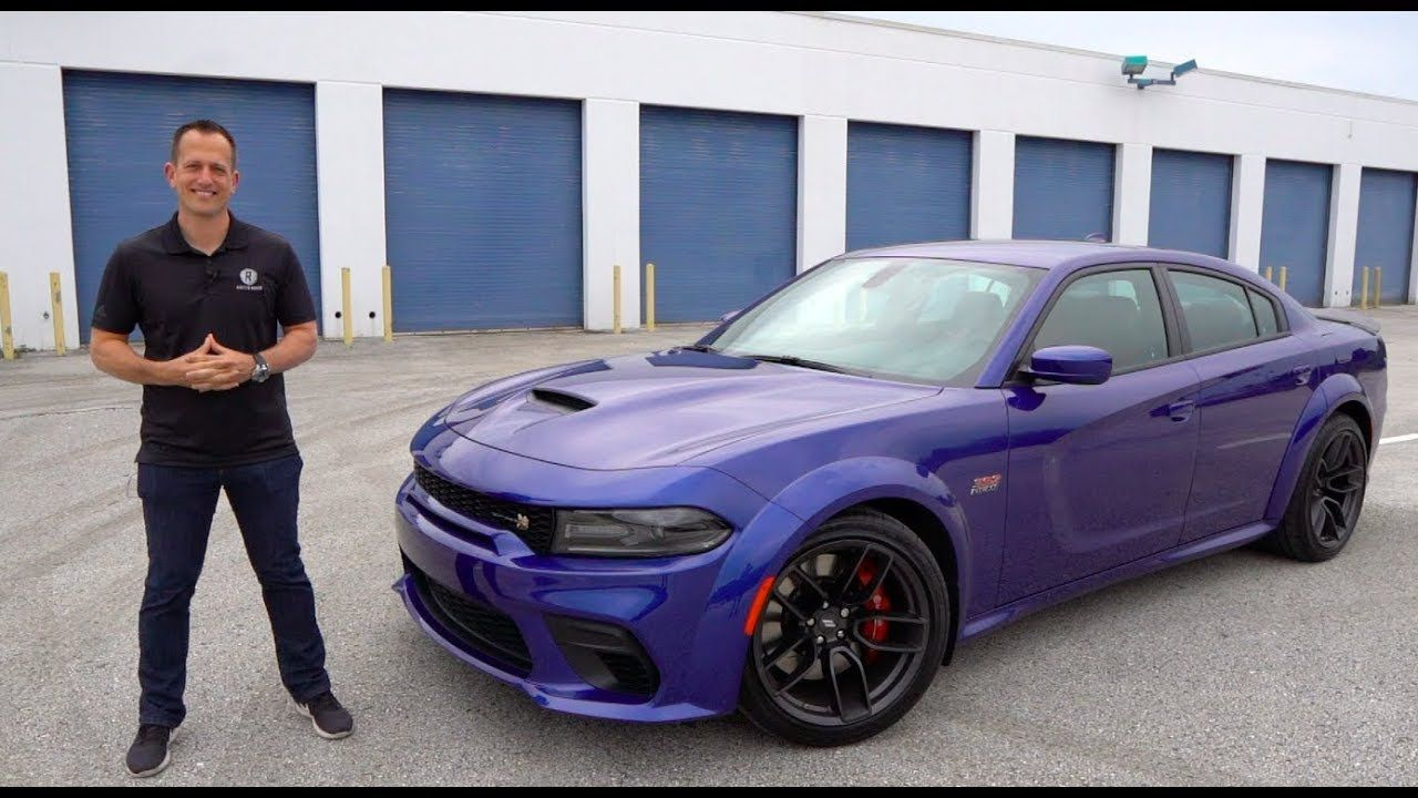 Is The 2020 Dodge Charger Scat Pack Widebody The Most Practical