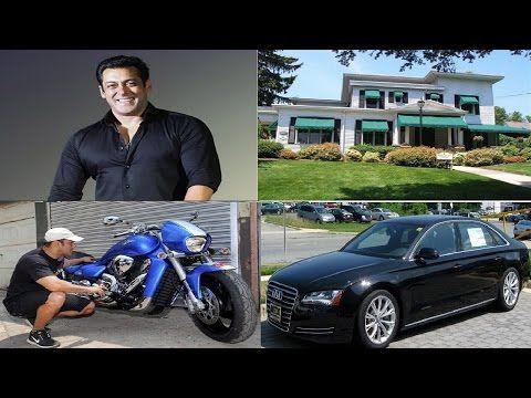 Salman Khan S Biography ★ Net Worth ★ House ★ Cars ★ Pets