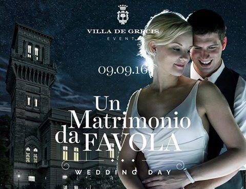 Villa de Grecis a Bari, wedding day 9 settembre 2016