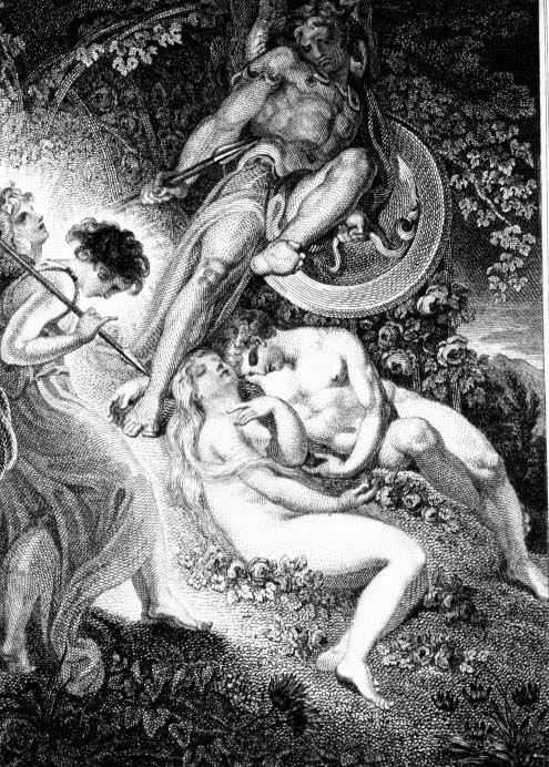 Lilith and samael