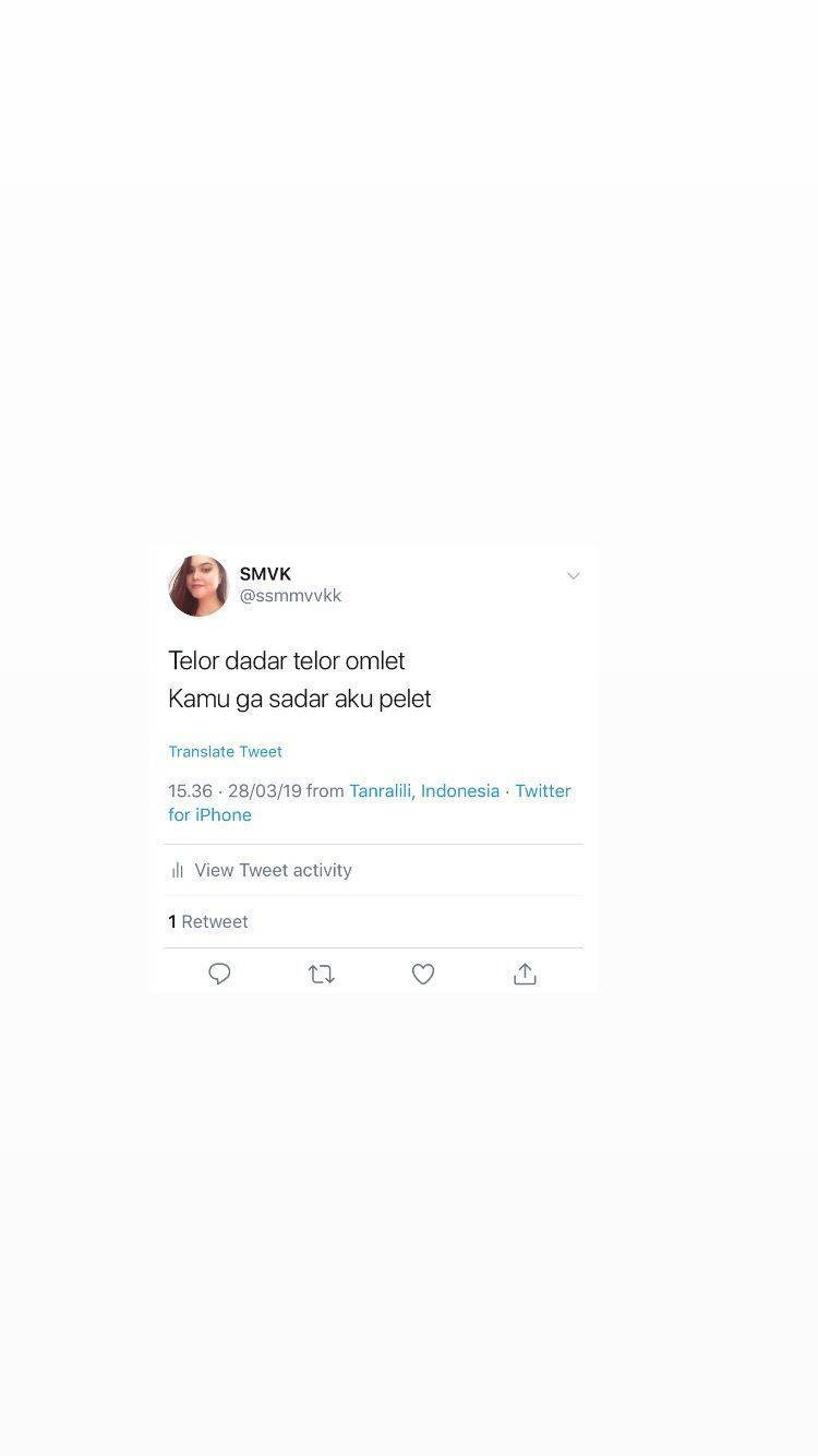 Twitter Receh Ngakak Bucin Twitter Quotes Funny Instagram Quotes Quotes Lucu