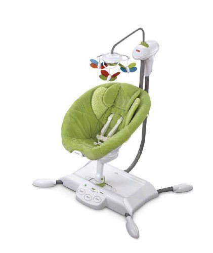 fisher price iglide baby swing and rocker