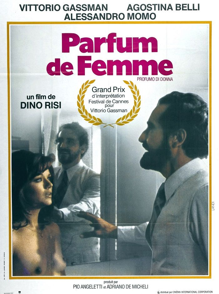 1975 Parfum De Femme Movie Posters In 2019 Pinterest Film