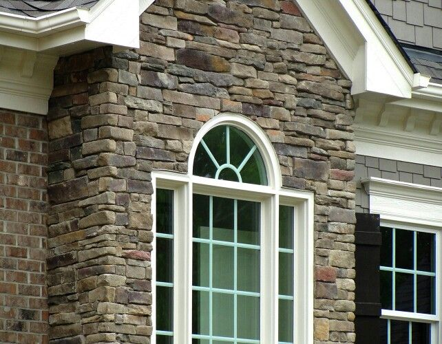 Susquehanna ledgestone heritage stone by provia in 2019 - Building a new home ...