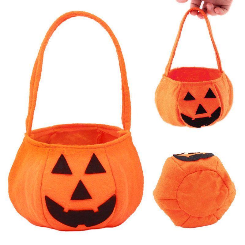 $142 AUD - Halloween Party Supplies Pumpkin Bags Props Children