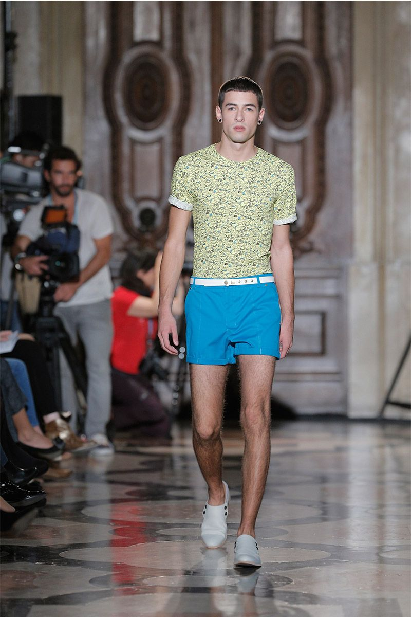 Fucking Young! » Os Burgueses Spring/Summer 2014