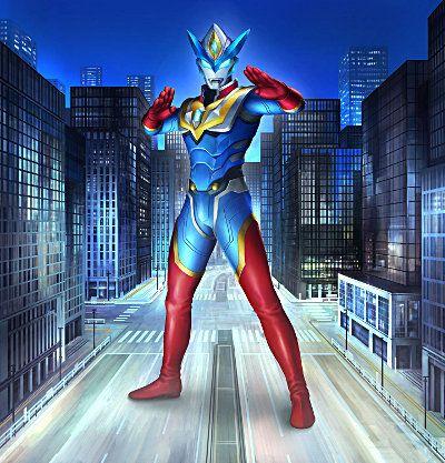 Ultraman Geed Photon Knight T